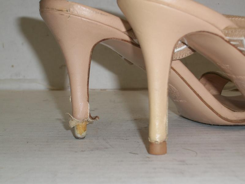 Shoe Repair High Heels