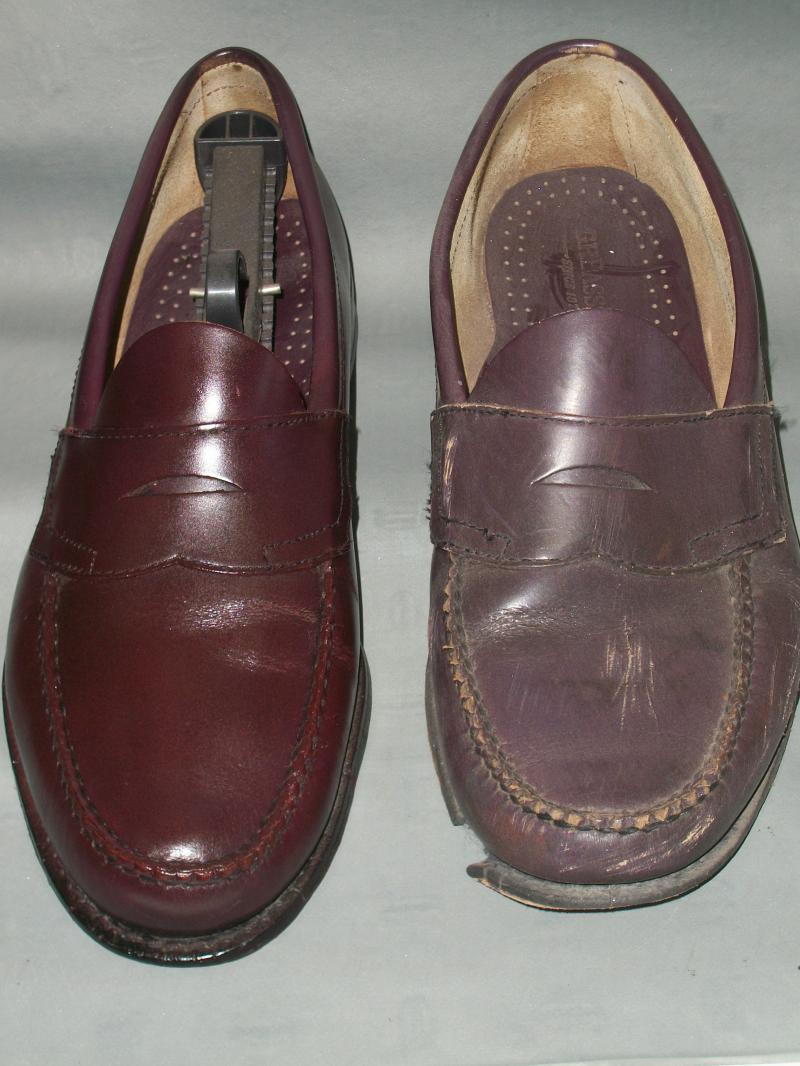 How To Repair Dress Shoe Soles